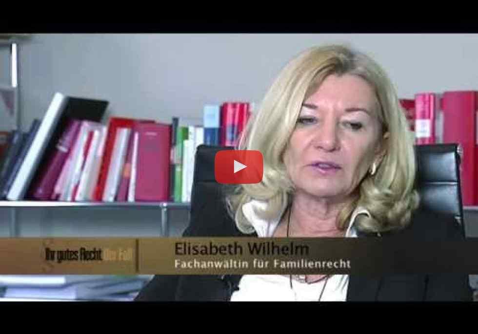 Embedded thumbnail for Familienrecht - Ausgleichsansprüche Angehöriger