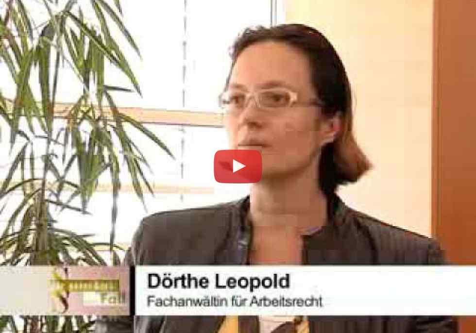 Embedded thumbnail for Arbeitsrecht - Weiterbildung auf Firmenkosten