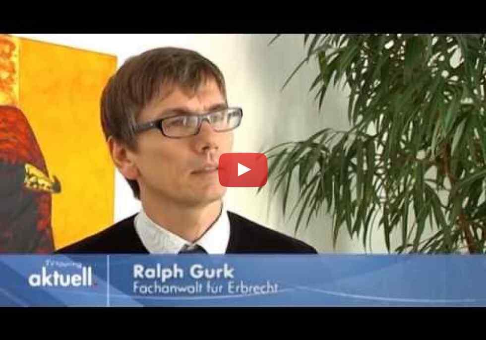 Embedded thumbnail for Erbrecht - Erbschaftssteuer