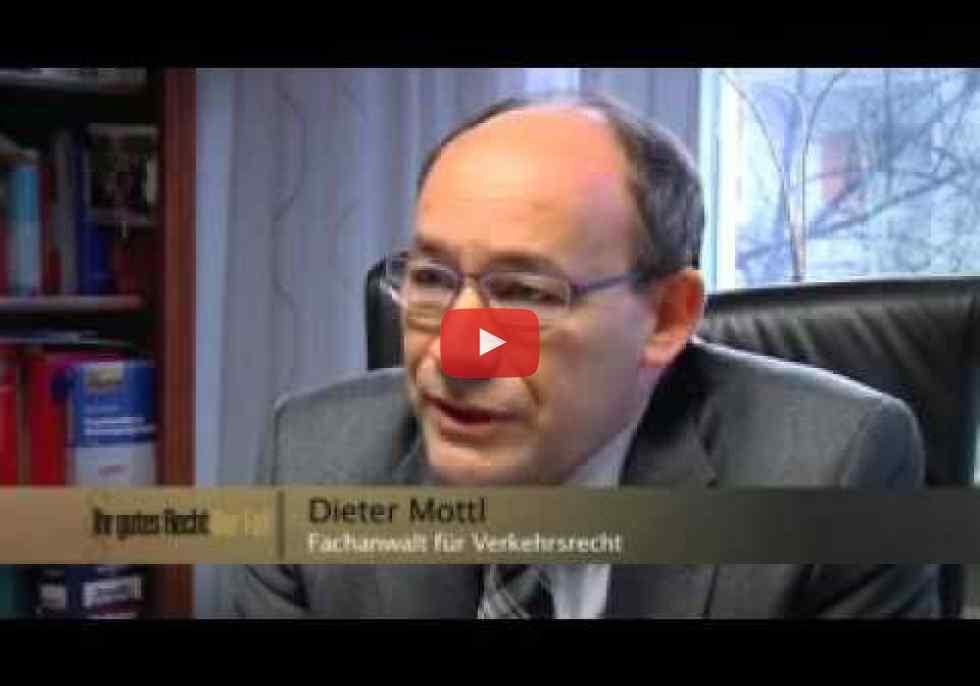 Embedded thumbnail for Verkehrsrecht - Auto zugeparkt